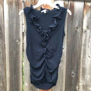 CAbi Sleeveless Knit Top